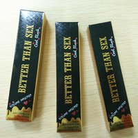 Wholesale sell like hot cakes toofaced makeup better than sex mascara cool black mascara Elongation g waterproof DHL free