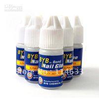 Wholesale Uv Gel Builder Big - Big Discount10x Nail Art UV Builder Gel Tips Glue Free Shipping