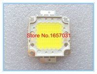 Vente en gros - 20pcs 50W LED High Power Lamp Beads blanc 1500mA 32-34V 4500LM 24 * 48mil Taiwan Huga Chip Livraison gratuite