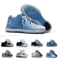 Wholesale California Leather - 2017 New Arrival Retro XXXI Low California Michigan George 31s Basketball Shoes for Top Quality Retro 31 Training Sports Sneakers Size 7-12