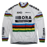 Wholesale Cycling Jersey Long Sleeve Summer - SPRING SUMMER 2017 BORA PRO TEAM UCI PETER SAGAN ONLY LONG SLEEVE CYCLING JERSEY SIZE:XS-4XL