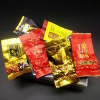 thé de ginseng chinois achat en gros de-6 sortes de thé Oolong, thé chinois de haute qualité, chaque thé 6 sacs, ginseng oolong, cravate guan yin, lait oolong, thé noir oolong, livraison gratuite