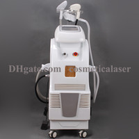 Wholesale Nd Yag Laser Equipment - Elight + Bipolar RF+ Nd yag Laser Beauty Equipment