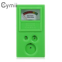 Wholesale Button Cell Cr1616 - Wholesale- Cymii Convinient Watch Button Cell 3v CR Battery Power Volt Tester for Checker Repair Tool Kits CR2016 CR1620 CR1616