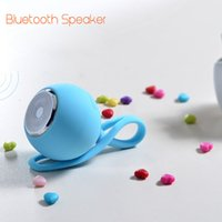 Wholesale Small Portable Radio Speaker - Wholesale bluetooth mini speaker bluetooth speakers Outdoor riding waterproof Bluetooth speaker card small stereo mini portable subwoofer