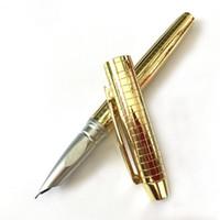 ingrosso fornitori all'ingrosso di sposa-L'inchiostro nero delle penne dei fornitori d'istruzione all'ingrosso della scuola nelle penne nuziali della penna Party festivo libera il trasporto