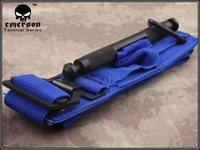 Wholesale Medical Aid Equipment - Tactical Tourniquet Survival War Game equipment prelum arter Firt Airsoft Aid Emergency Survival Medical Accessories Blue EM7866
