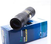 Wholesale High Magnification Monocular - BIJIA15-80 times the high-definition magnification eyepiece high-power monocular telescope pocket night vision 100 concert