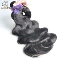 Wholesale Pretty Virgins - Ross Pretty 3pcs Brazilian body wave natural Brazilian Virgin Hair weave human hair extension Quality brazilian hair bundles