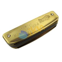 Wholesale Huang Harmonica Key - Wholesale-NEW Huang Diatonic 10 Hole 20 Tone Harmonica D Key Blues Harmonica