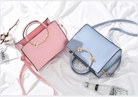 Women spring gift bags - Small Square Bag Handbag Cross Body Single Shoulder Bag In Spring South Korea Style Cross Section Square Young Girl Gift Party