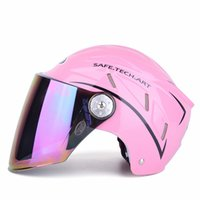 Wholesale High quality sunscreen helmet motorcycle helmet summer anti ultraviolet motorcycle helmets men and women four seasons common