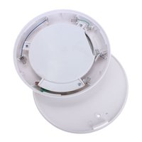 Wholesale led light ceiling battery resale online - 18 LED Wireless Cordless Ceiling Wall Light with Remote Control Switch Stair Closet Lamp Battery Operated Bulb