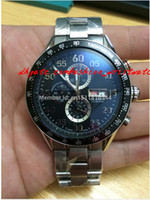 Wholesale Luxury Watches Chrono - Luxury Watches Wristwatch DAY DATE 43MM CALIBRE 16 AUTO CHRONO CV2A10.BA0796 Watch With Original Box Wristwatch Mens Watch Men's Watches