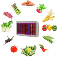 Wholesale Hydroponics Light Spectrum - Stock In US + Full Spectrum Grow Light Kits 600W Led Grow Lights Flowering Plant and Hydroponics System Led Plant Lamps AC 85-265V
