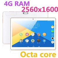 """Wholesale Slim Gsm Tablet - """"9.7""""""""Tablet PC 9.7 inch Octa Core 2560X1600 IPS 4GB ram 32GB 64GB rom 8.0MP 3G Dual sim card Wcdma+GSM Tablets pcs android5.1"""