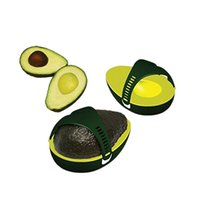 Wholesale Gadget Saver - Plastic Hot Innovative Green Avocado Avo Stay Fresh Leftover Half Food Keeper Holder Kitchen Gadget For Kitchen Saver 0702276