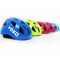 Wholesale Bicycles For Children - Child Ride Casque Roller Skating Bicycle Skateboard Skates Helmet Multicolor Security Craniacea For Unisex Men And Women Protection 30fy I