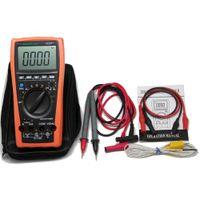 capacidad de rango automático del multímetro al por mayor-Freeshipping LCD Auto range multimeter Resistencia de capacitancia
