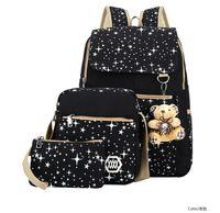 primäre schüler schultasche großhandel-Designer Rucksack Große Schultaschen für Mädchen Kinderrucksäcke Grundschüler Rucksack Wasserdichte Schultaschenrucksäcke für Mädchen im Teenageralter