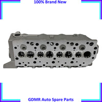 Cylinder Head pajero exceed - Engine D4BA D4BAT D4BH D56 T D56 cylinder head AMC for Mitsubishi Montero Pajero L300 CC or Hyundai H1 H100 Galloper Exceed
