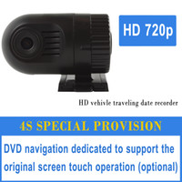 Wholesale Car Driving Camera Recorder - Mini HD 720P Car DVR Dash Camera Vehicle Camera Driving Video Recorder 120 Degree Camcorder with G-sensor function CAL_340