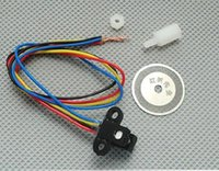 Wholesale Speed Sensor Signal - Cheap mini optical encoder PD22 100ppr speed sensor with A B signals for Intelligent small car