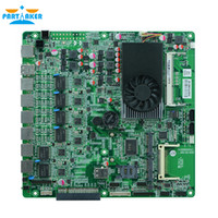 Wholesale Dual Core Server - Partaker N70SL Intel 1037U Dual Core Motherboard With 6 lan Ports