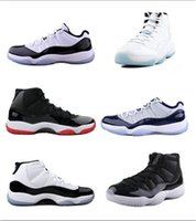 Wholesale Sheos Man - Wholesale 2017 Hot sell retro 11 man basketball sheos 11S gama sport shoes size eur 41-47 free shipping top quality