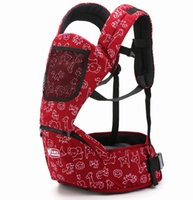 Wholesale Toddler Back Carries - Hot Selling most popular baby carrier Top baby Sling Toddler wrap Rider baby backpack high grade hipseat