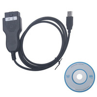 Wholesale Pin Reader Free - VAG K CAN Commander 5.5 + Pin Reader 3.9Beta Odometer correction via OBDII 16pin Cable VAG Kilometer Program OBD2 Scanner with Free Shipping