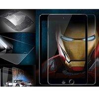 protetor de tela iphone grátis venda por atacado-Vidro temperado para ipad mini 3 4 premium protetor de tela de vidro temperado para samsung tablet t350 t350 t350 bolha livre no pacote