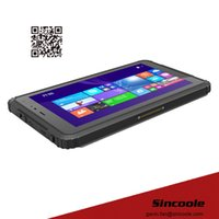 Wholesale china tablets build 4g resale online - 8 inch smart windows NFC rugged tablet tough pad and panel PC