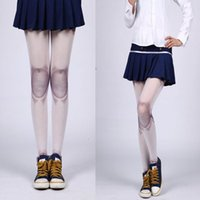 Wholesale Joint Tight - Wholesale- 2017 New Fashion 1PC Women Jointed Doll BJD Tights Pantyhose Lolita Cosplay Joint Christmas chaussette femme