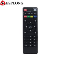 Wholesale Universal Tv Box - Wholesale-Hot Sale IR Remote Control for M8N M8C M8S M10 M12 MXQ Smart Android TV Box Spare Replacement controle remoto