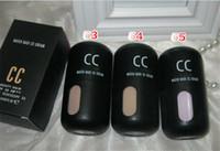 crème résistant à l'eau achat en gros de-M marque base d'eau cc crème baume de beauté fond de teint liquide correcteur 30 ml dhl ship