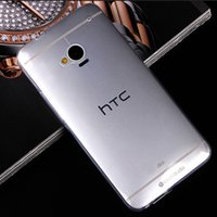 Wholesale M7 Phone Case - For HTC ONE A9 M7 M8 M9 PLUS M10 X9 Soft TPU Ultra slim Clear Transparent Back Case Phone Bag Protection Shell Cover