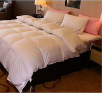 Wholesale Quilt Factory - High-grade Feather Velvet Comforter Pure Cotton Winter Quilt Soft Warm 3.5KG Queen Size Lowest Factory Price