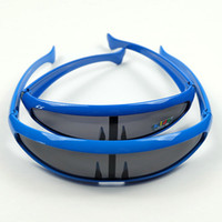 Wholesale Family Shields - The Toy Sunglasses Shield Style Big And Small Fishes Design Alien Eyewear Family Set Help You Close To Your Kids