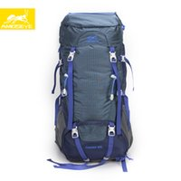 Wholesale AMEISEYE L Outdoor Camping Backpack Rucksack Sports Male bag for travel Hiking and mountaineering Waterproof Ultralight