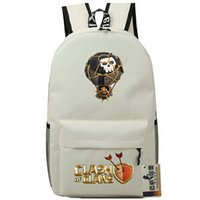Wholesale Black Letter Balloons - Balloon soldier backpack Clans war day pack Nice printing school bag Game rucksack Sport schoolbag Outdoor daypack