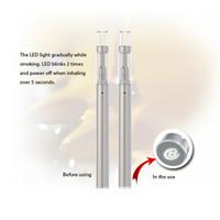 Wholesale Disposable Electronic Cigarette Single - BUD D1 Disposable Electronic Cigarette Wax Oil Vape Pen Ceramic Coil .5ml Empty Cartridge For Thick oil