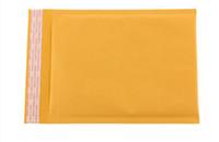 kraft mailer größen großhandel-Miniauftrag 50 stücke kleine Größe Kraft Blase Werbungen Umschläge Wrap Taschen Gepolsterte Umschlag Mail Verpackung Beutel
