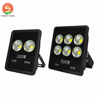 Wholesale Led Flood Lights Gas Station - IP66 100W 200W 300W 400W Led Floodlights High Power Outdoor flood light Led Gas Station Lighting Waterproof Led Canopy Lights AC 85-265V