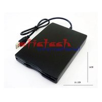 Wholesale atx for laptop for sale - by dhl or ems Read Write inch Mb MB floppy Disk USB External Portable Floppy Disk Drive Diskette FDD For Laptops