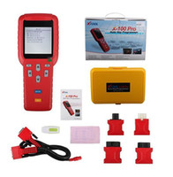 Wholesale Programmer Memories - Top quality X100 key Programmer New keys programming X100 Pro Read keys from immobilizer memory X100 key Programmer ON SALE
