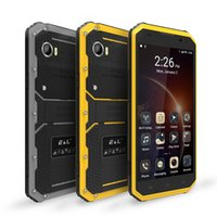 Wholesale Shockproof Waterproof Gps Phone - W9 6.0Inch IP68 4G Waterproof Shockproof Mobile Cell Phone Android 5.1 MTK6753 Octa Core 2GB 16GB 1920*1080 13.0MP Smartphone