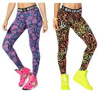 Wholesale women bottoms Dance Gypsy Ankle Leggings woman yoga pants black purple