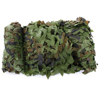 Wholesale Mm Covers - 5M x 1.5M Outdoor Sun Shelter Net CAMOUFLAGE Netting Hunting Woodland Jungle Tarp Car-covers Tent Jungle sun Shelter
