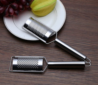 Wholesale Grater Multifunction - Multifunction Grater Stainless Steel Planing Wire Sharp Graters Grinding Garlic Ginger Kitchen Small Tools Factory Direct Sale 1 9qx I1